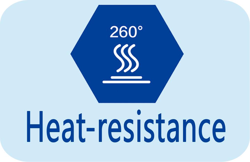 Heat-resistance