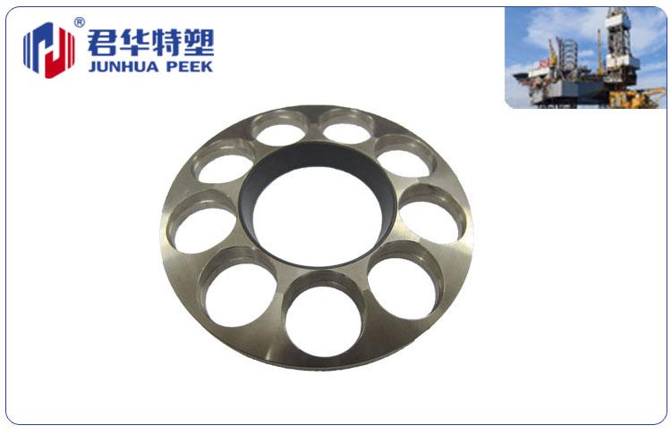 PEEK with piston pump plate