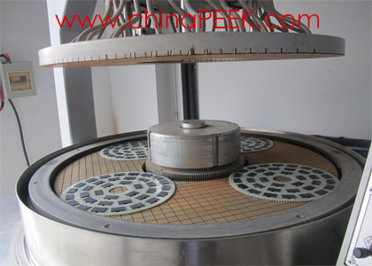 Double - sided grinding machine