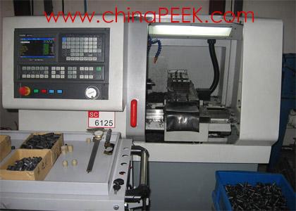 CNC instrumentation vehicles