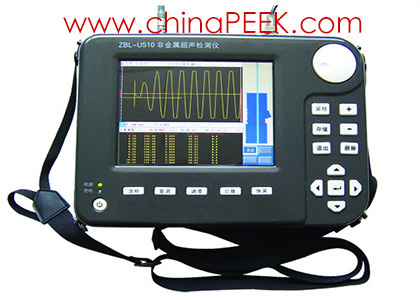 Ultrasonic testing instrument