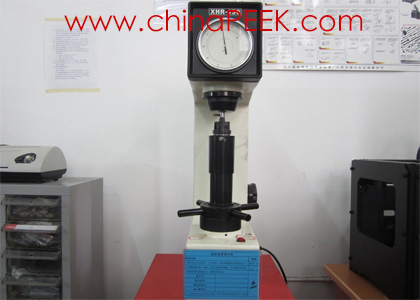 Surface hardness tester
