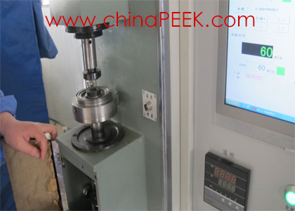 Friction and wear testing machine