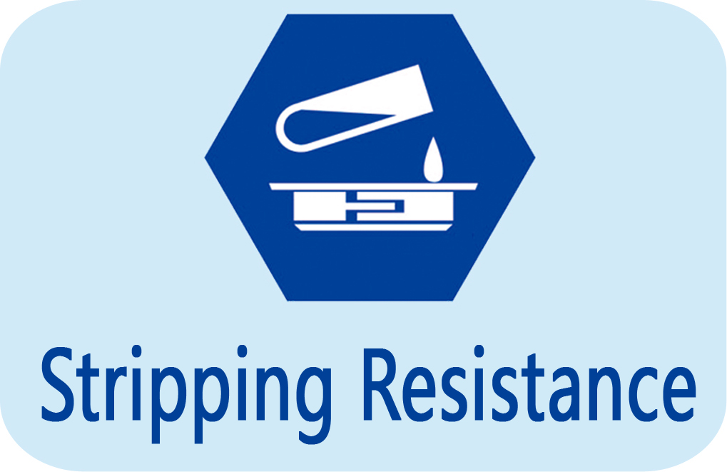 Stripping Resistance