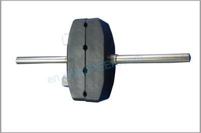 PEEK four-hole steel needle clip