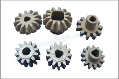 PEEK Gears with Good Wearability