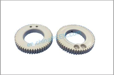 PEEK Spur Gear (JiangSu JunHua walt plastic)