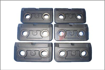 PEEK high temperature abrasion sliders