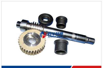 PEEK Worm Gear and Bushing Wear