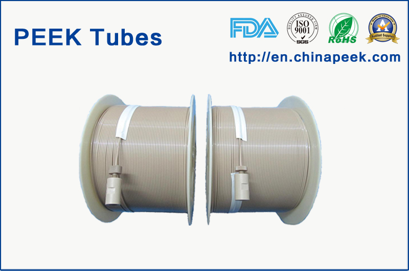 Outer Diameter 4mm PEEK Tubing