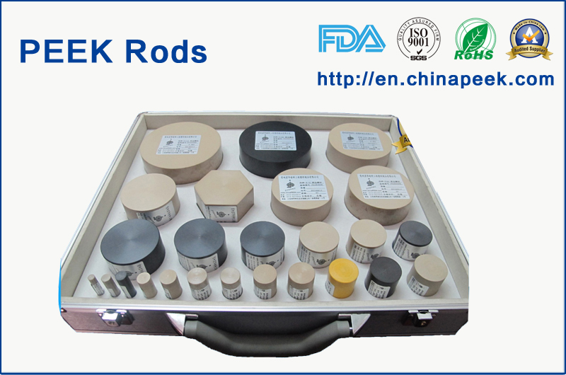 Integrated Performance PEEK Rod Continuous Extrusion